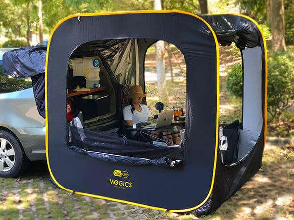 CARSULE Pop-Up Cabin for Your Car